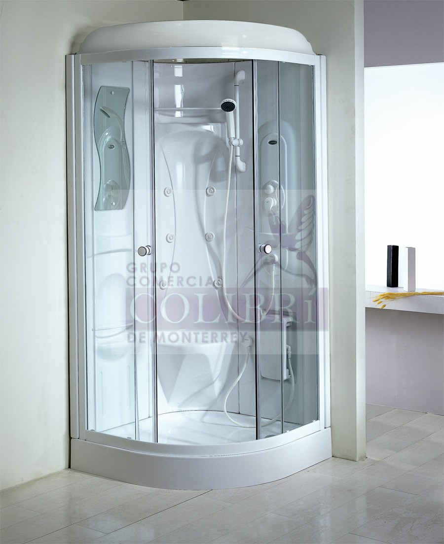 Cabina para ba o colibri for Cabinas de ducha economicas
