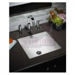 LAVABO STUDIO CARRE BLANCO