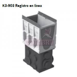 K3-903 REGISTRO