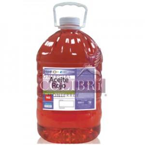 Aceite Rojo AR05
